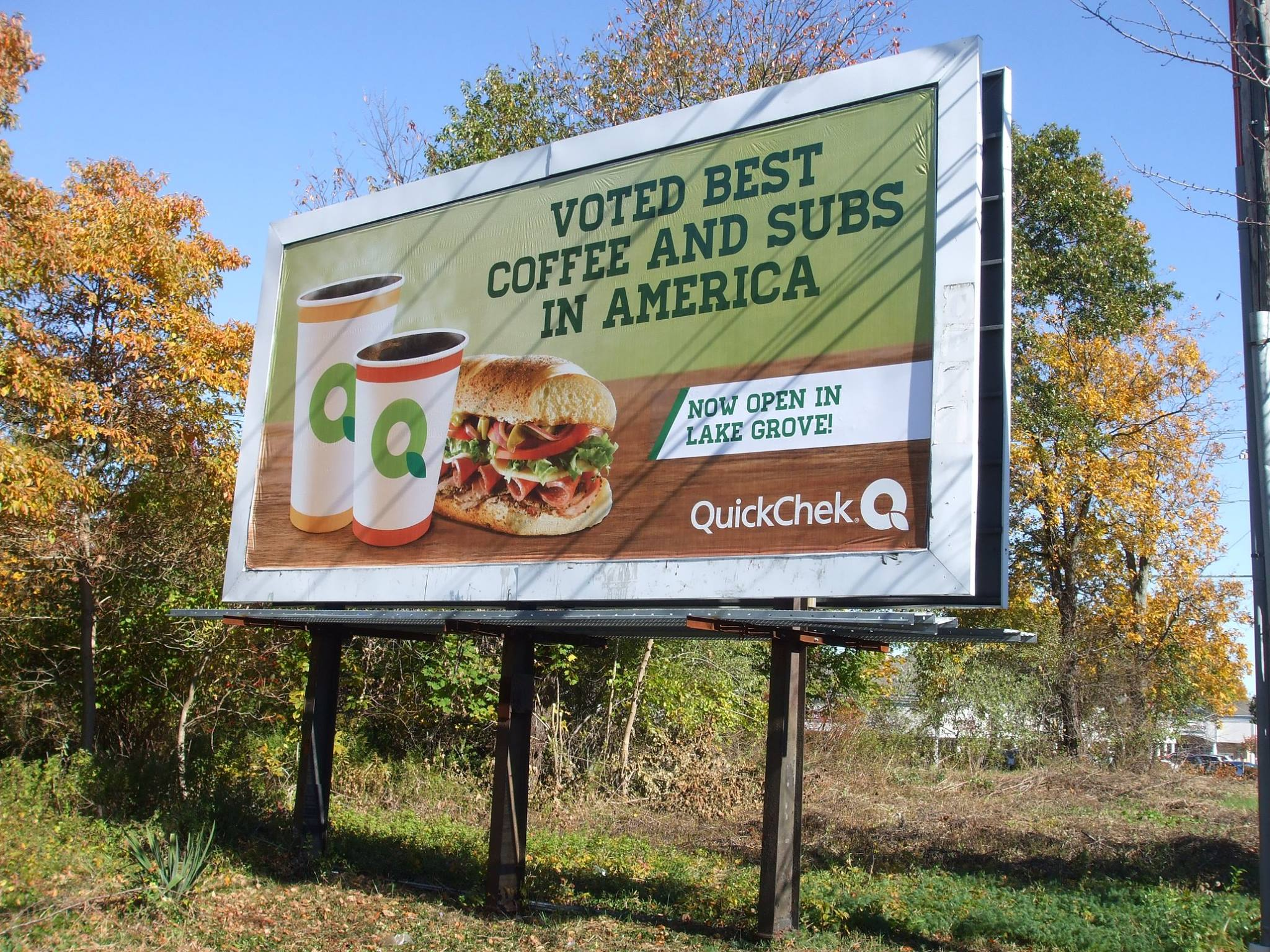 QuickChek - Sunrise Outdoor Advertising Inc.
