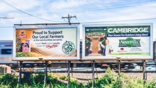 Nassau County Outdoor Advertising - Carle Place
